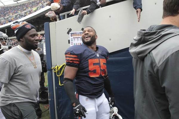 lance briggs retiring for chicago bears 2015 nfl