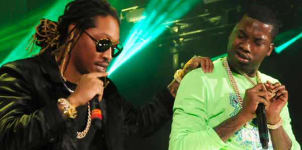meek mill vs future nicki minaj 2015 gossip