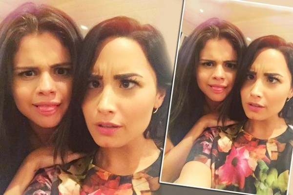 selena gomez demi lovato back together again 2015 gossip