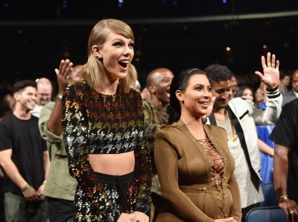 taylor swift passes kim kardashian on instagram 2015 gossip