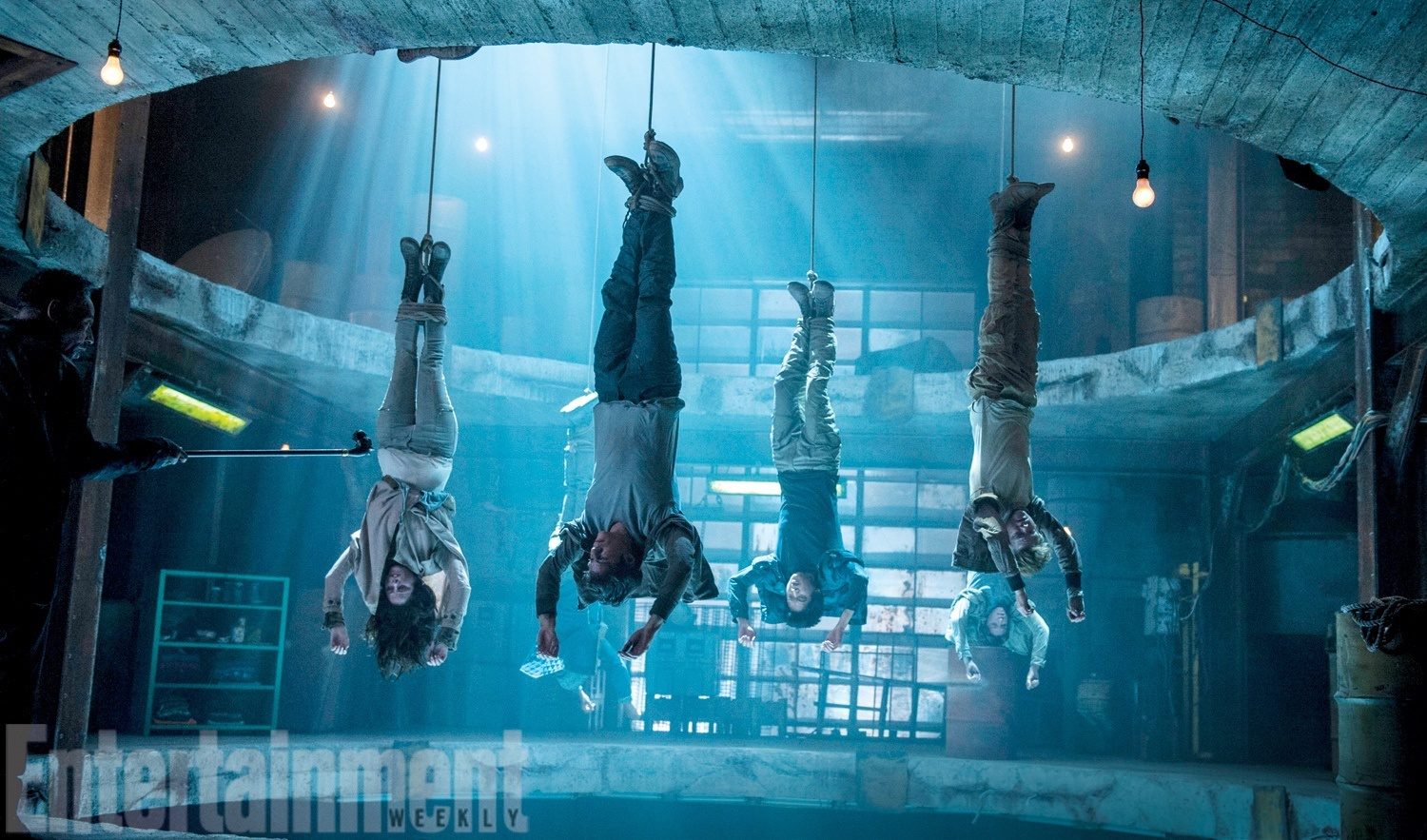 MAZE RUNNER: THE SCORCH TRIALS Latest Clip Hits With Release