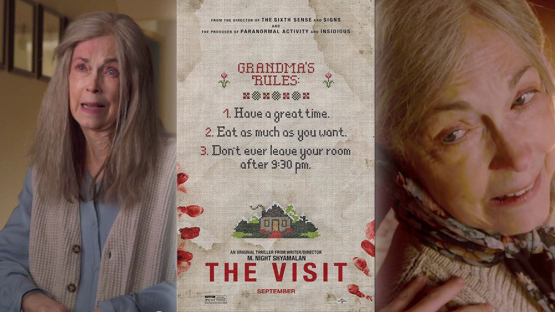 THE VISIT Review: Better Than M  Night Shyamalan's Usual