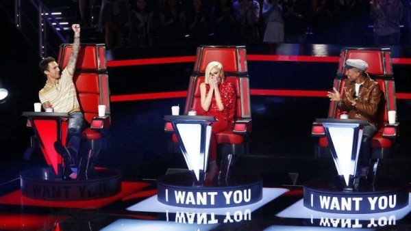 the voice 903 marriage proposal 2015