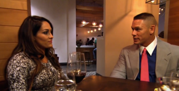 total divas john cena with nikki return of ex