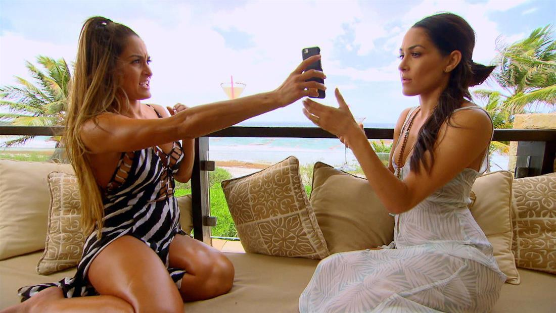Total Divas 412 Some Like It Hot For John Cena Recap Movie Tv Tech Geeks News