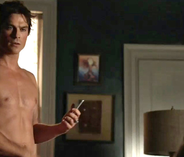 vampire-diaries ready to bit into ian somerholder anomaly