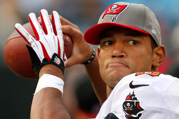Josh freeman embarrassing FXFL Debut proves tampa bay buccaneers right