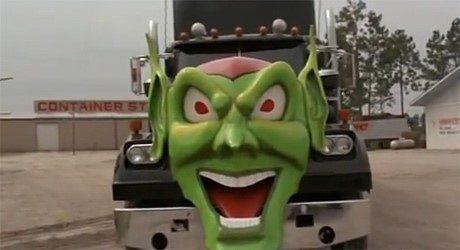 crazy truck 2015