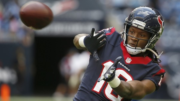 deandre hopkins channels hiss inner jerry rice 2015 nfl images
