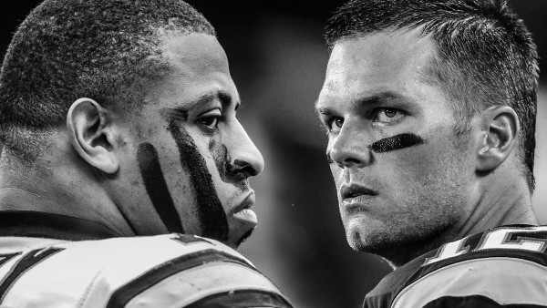 greg hardy excited to face tom brady and gisele 2015 nfl images
