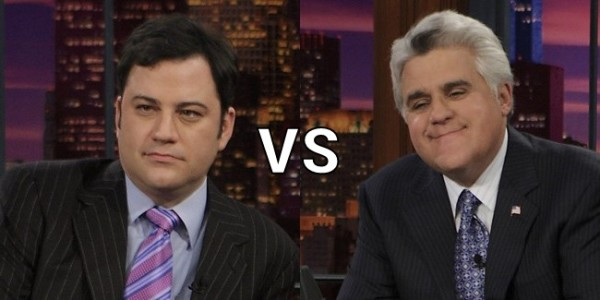 jay leno still no fan of jimmy kimmel 2015 gossip
