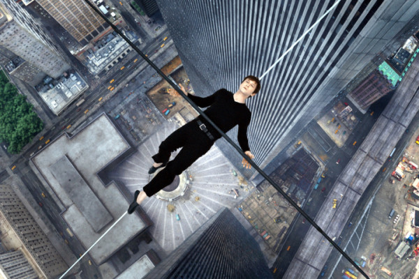 joseph gordon levitt the walk high wire 2015 movie