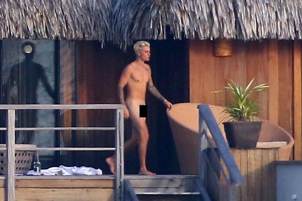 Bora naked justin bieber nude