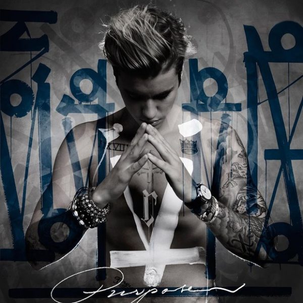 justin bieber purpose album cover 2015 gossip