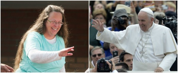 kim davis time out from jesus 2015