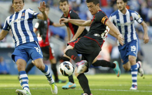 la liga week 9 soccer 2015 images rayo vs espanyol