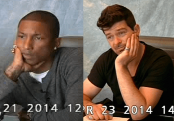 pharrell williams robin thick blurred memories 2015 gossip images