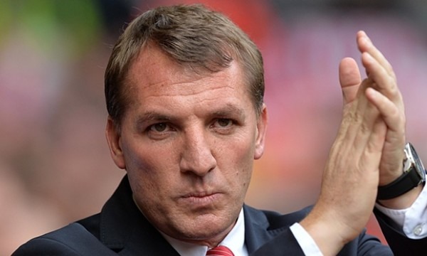 reminiscing brendan rodgers liverpool soccer 2015 images