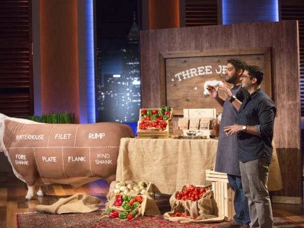 shark tank 705 three jerks 2015 recap images
