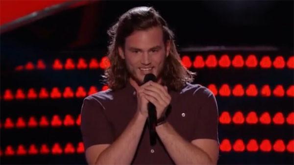 the voice 509 blaine mitchell 2015