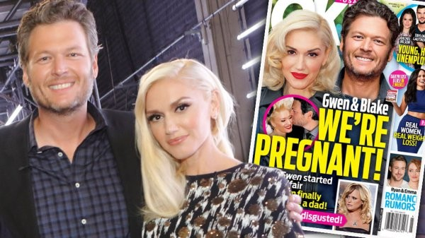 blake shelton shoots down pregnancy rumors 2015 gossip