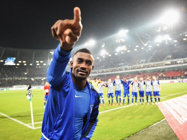 bundesliga week 12 soccer review 2015 images salomon kalou