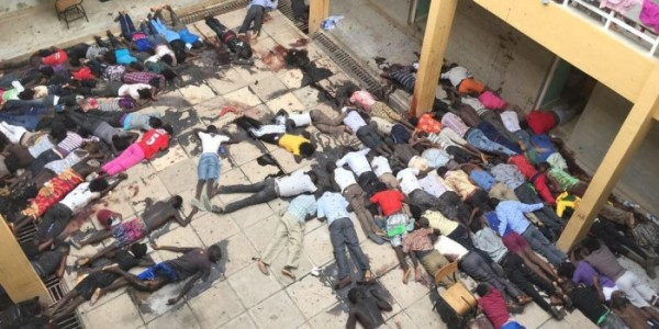 garissa university college kenya attack 2015 images
