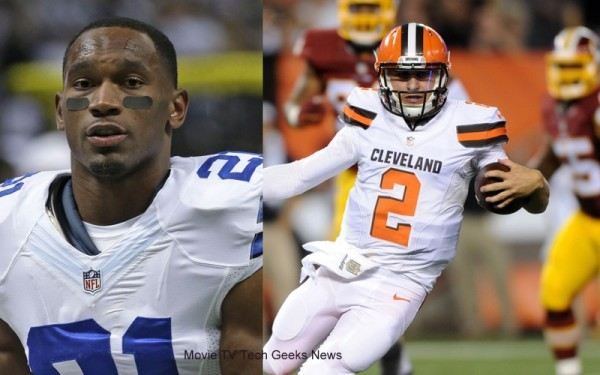 joseph randle sits while johnny manziel plays 2015 images