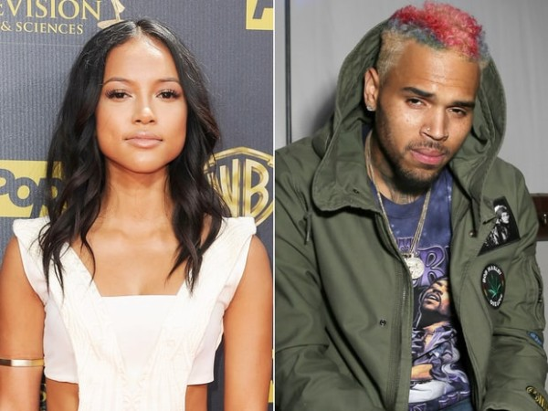 karrueche tran calls out chris brown again 2015 gossip