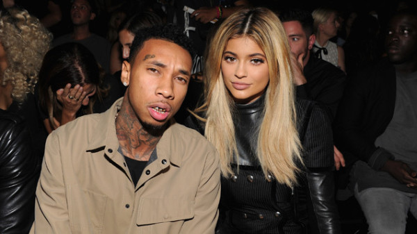 kylie jenner keeping tyga confusion going 2015 gossip