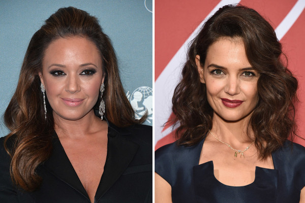 leah remini katie holmes on scientology 2015 gossip
