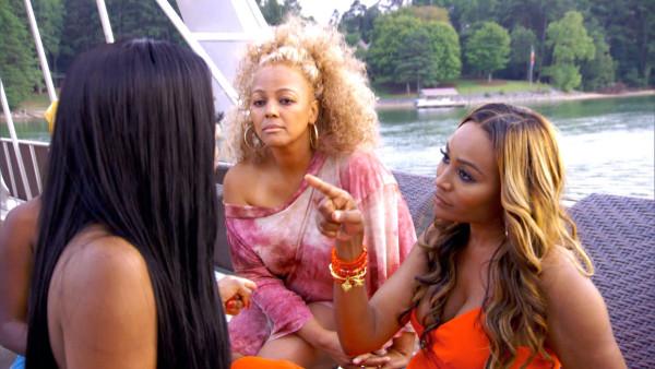 porsha williams responds to rhoa cynthia bailey fight 2015 gossip