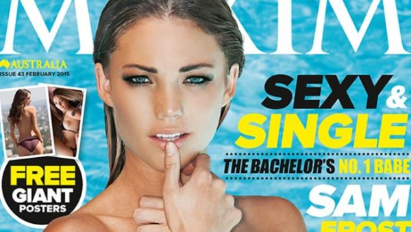 sam frost deja vu with maxim 2015 gossip