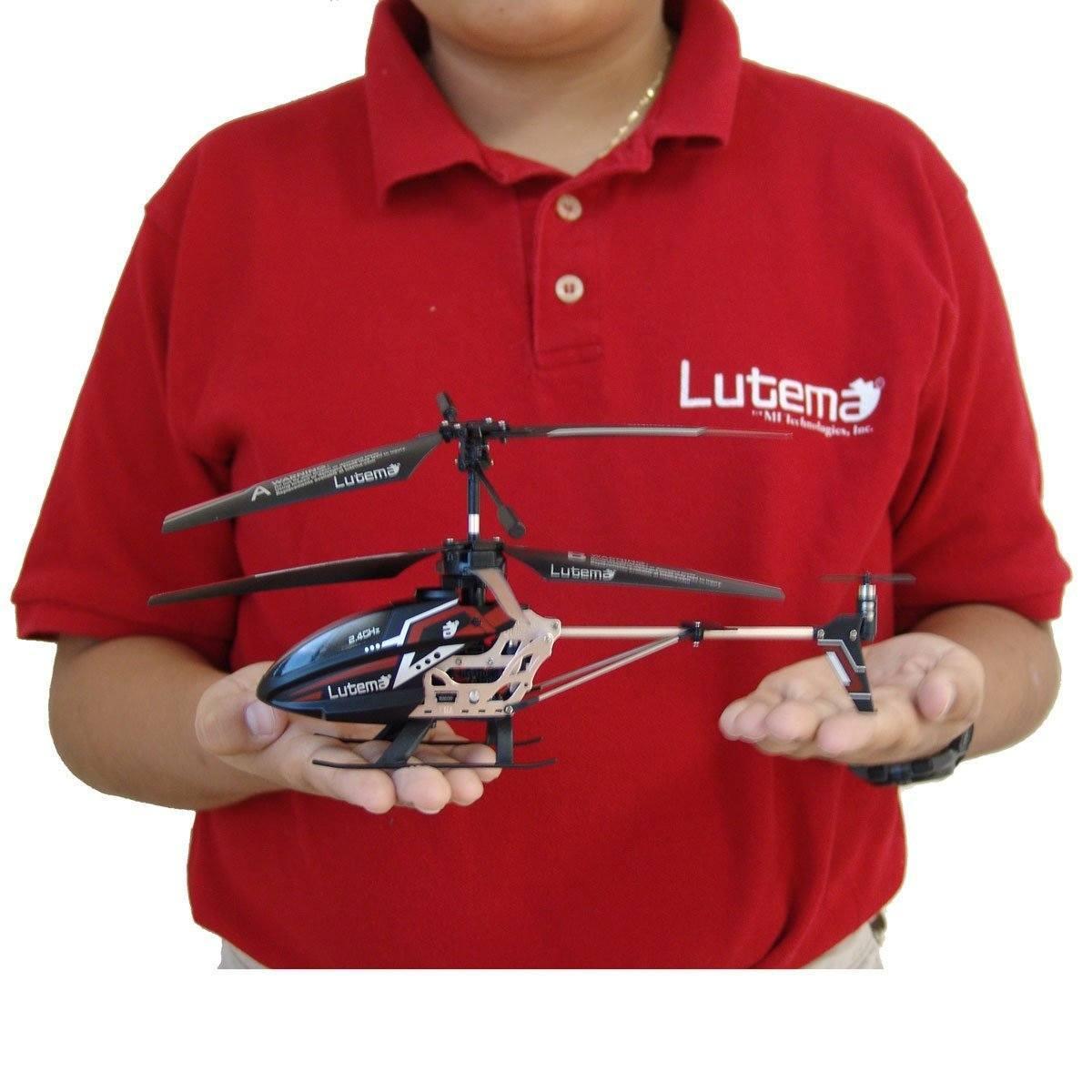 2015 Hottest Kids Rc Toys Lutema 2 4 Heligram Flight Simulator R C
