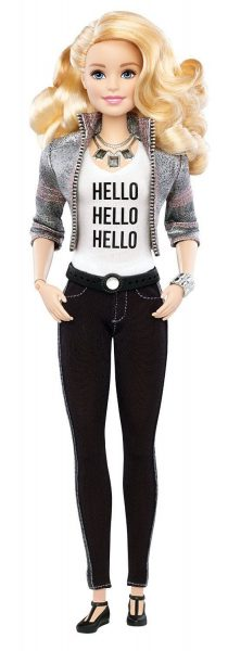 Hello Barbie Doll review images 2015