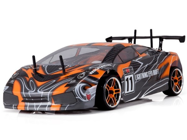 Hottest Remote Control Tech Redcat Racing Lightening EPX drift car 2015 images