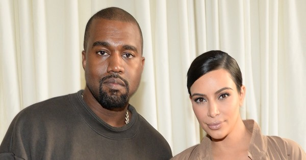 Saint Robert West for Kim Kardashian 2015 gossip
