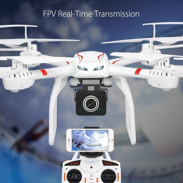 dbpower hawkeye 2 fpv real time transmission review images 2015