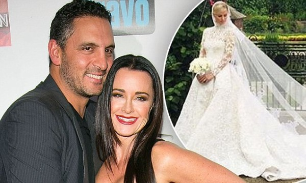 rhobv kyle richards nicky hilton drama reinvite wedding 2015 images