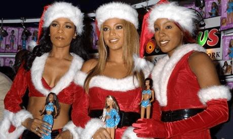Destiny's Child - Holiday Sampler