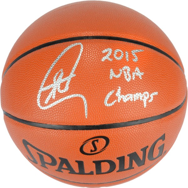 steph curry ball autographed