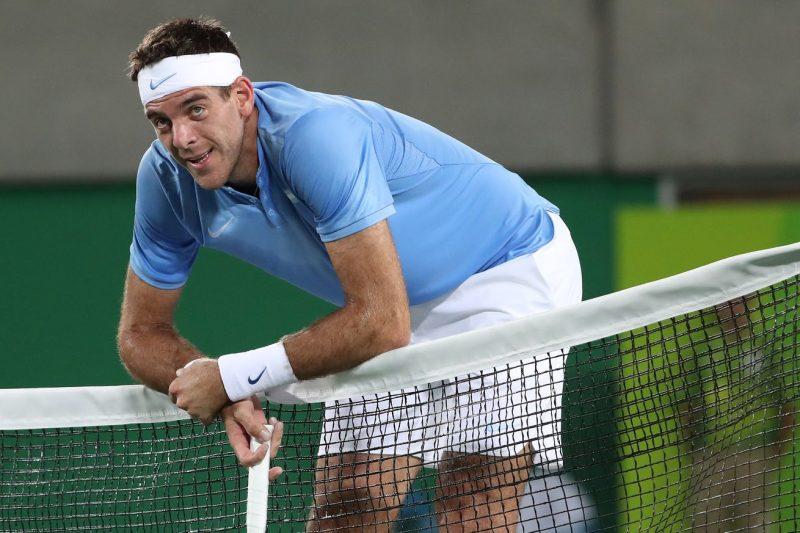 Juan Martin Del Potro Defeats Novak Djokovic Rio Olympics  Loss