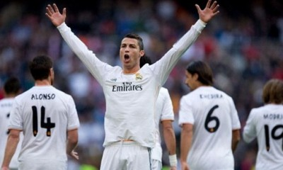 Cristiano Ronaldo top soccer player of 2014 season images bulge
