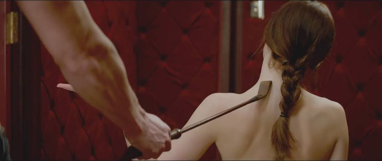 jamie dornan whipping dakota johnson in fifty shades of grey movie 2015