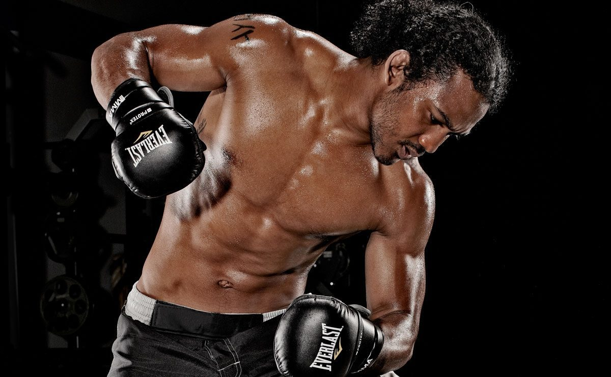 benson henderson shirtless top ufc fighters 2014 images