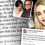 francis bean cobain reaches out to robin williams daughter zelda after suicide 2014