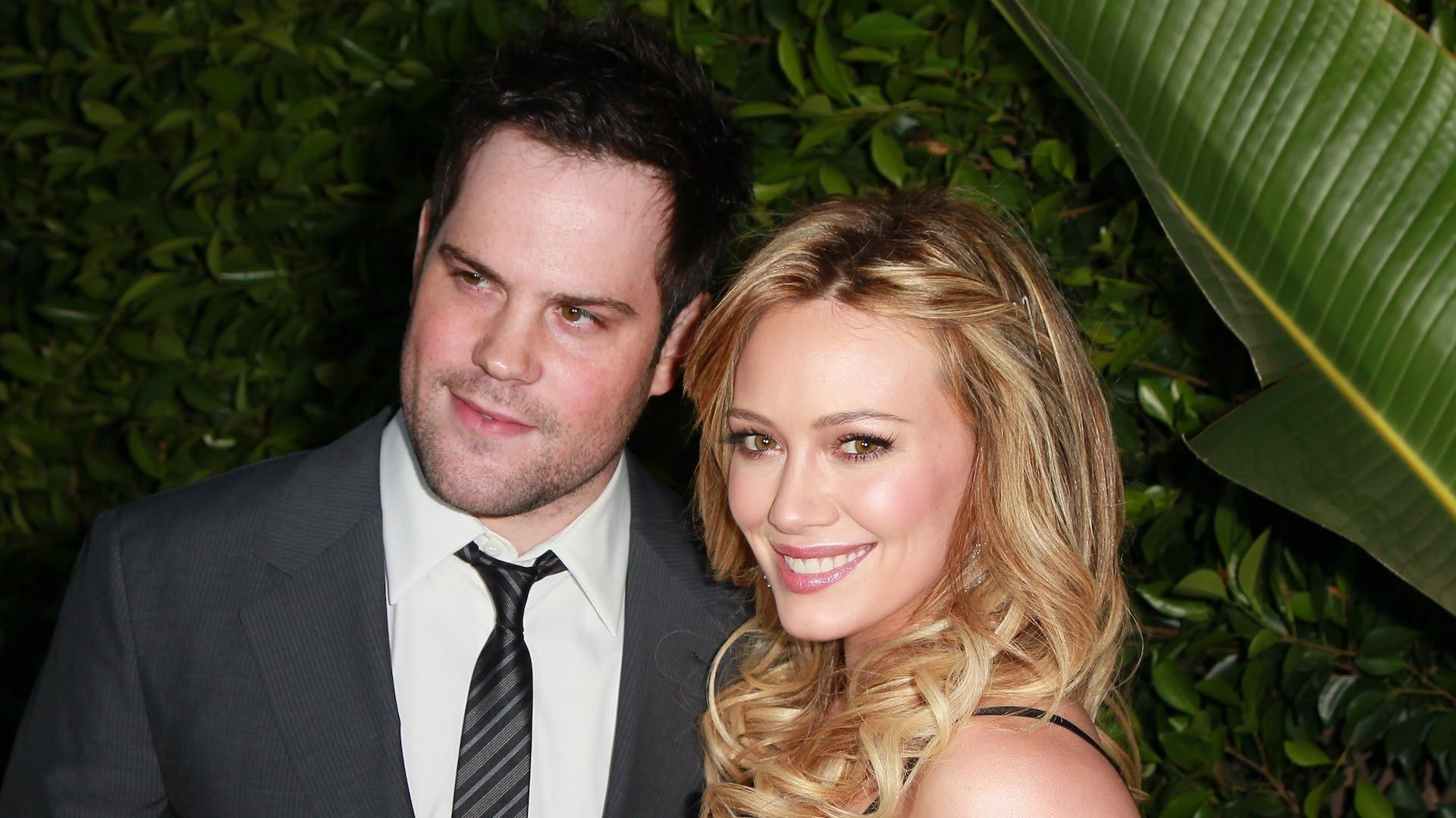 hilary duff mike comrie divorce celebrity gossip images 2014