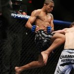 jose aldo with chad mendes top ufc figher 2014 images bulge
