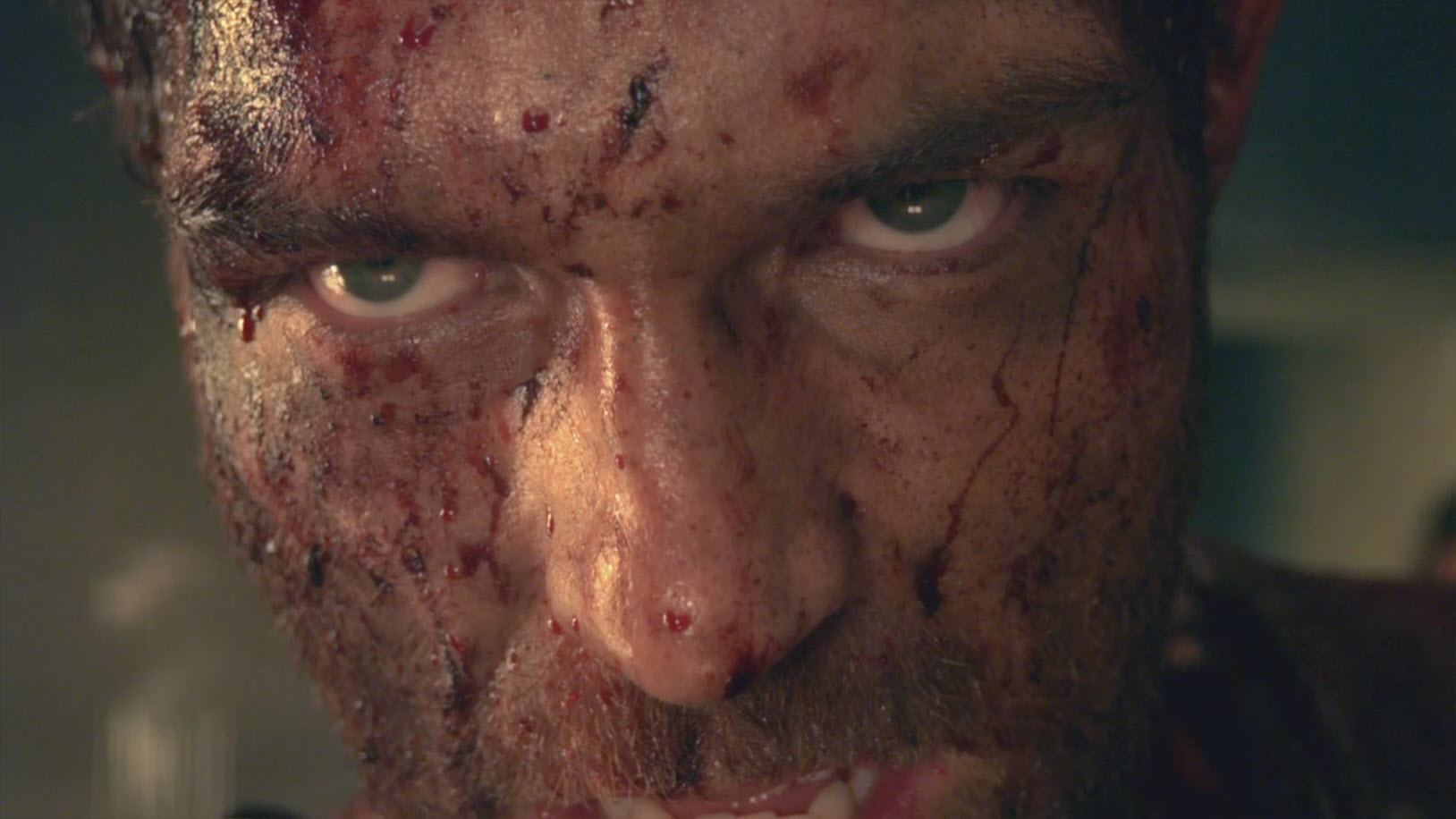 liam mcintyre ready for sexy spartacus blood skin