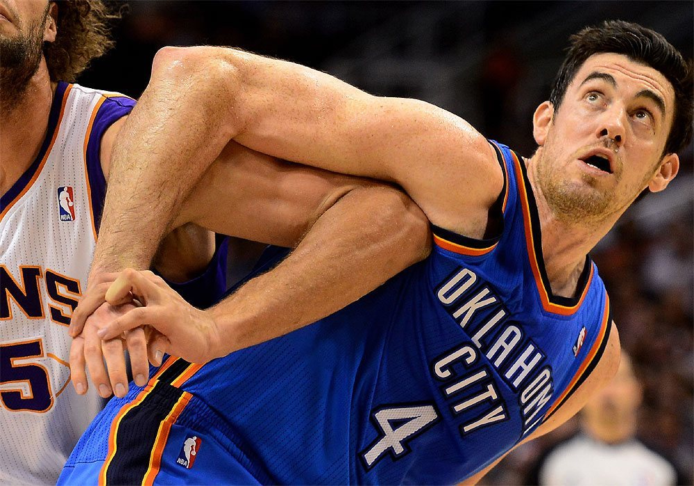 nick collison most underrated nba bulge basketball 2014 images